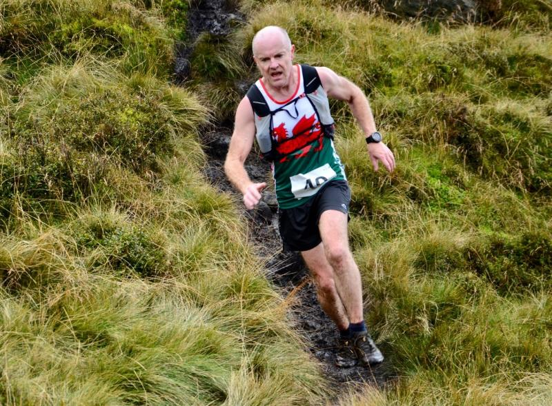 John Hewitt Shelf Moor fell race